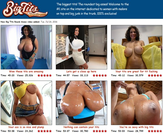 BigTitsRoundAsses.com
